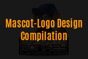 Portfolio for Mascot-Logo Design
