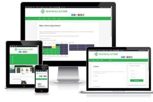Portfolio for Webdesign services