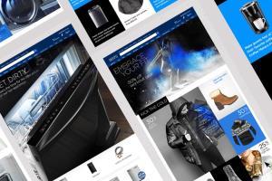 Portfolio for Responsive Web Site Design