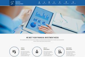 Portfolio for Mobile responsive web site