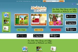 MobiPIxies PhotoSharing
