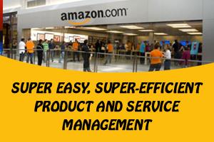 Portfolio for Amazon Store Management