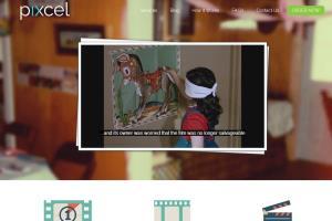 Website: wireframe, copy, navigation.