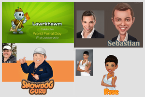 Portfolio for Caricature and Cartoon