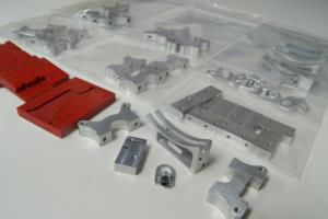 Portfolio for 3-Make: 2, 3 and 4 Axis CNC Machining