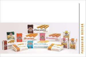 Portfolio for Product Packaging Designing