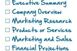 Portfolio for Business Plan writing