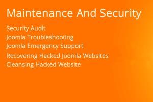 Portfolio for Joomla Support Services