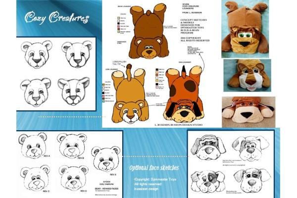 Portfolio for Product Illustration