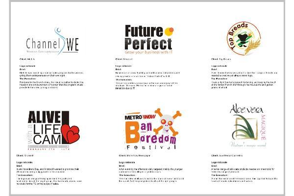 Portfolio for Logos \u0026 Identity Packages
