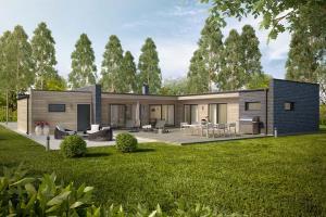 Portfolio for Architectural exterior rendering