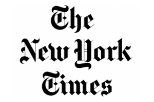 PLACEMENT: New York Times