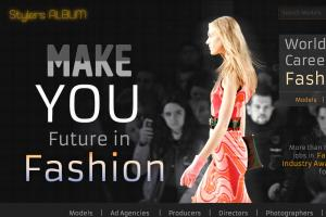 Fashion Career Portal