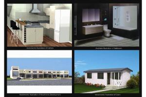 Portfolio for Architectural Illustration