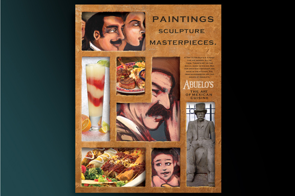 Portfolio for Advertising Concepts