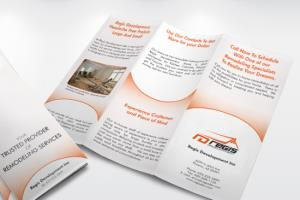 Portfolio for Brochure Design
