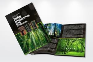 Portfolio for Bi-Fold Brochure Design
