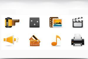 Portfolio for Icons