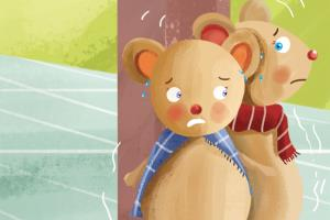 Portfolio for Child Book Illustration