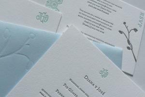 Portfolio for Wedding Invitations