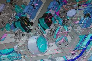 High Precision OptoMechanical design