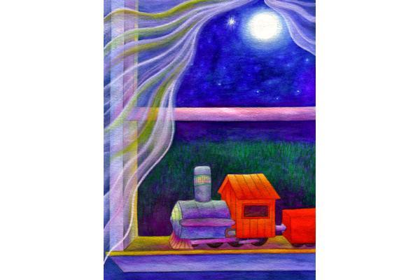 Portfolio for Children Book Illustration
