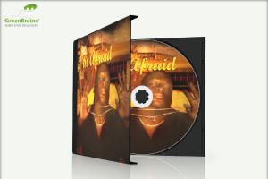 CD & DVD Cover Design