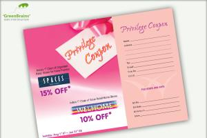 Certificates, Coupons, Gift Vouchers, Receipts