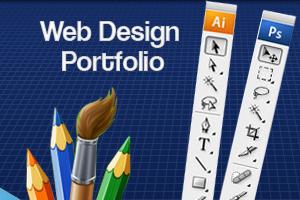 Portfolio for Website Design