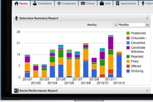 Portfolio for Applicant Tracking System