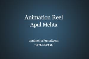 Portfolio for 3D animation and VFX