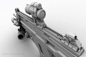 Portfolio for 3D Models