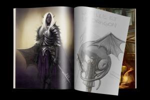 Portfolio for 2D Illustration
