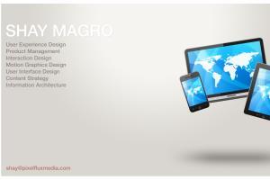 Portfolio for User Experience / User Interface Design