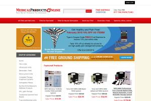 Portfolio for Yahoo Basic online Store