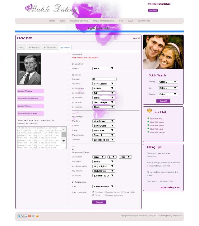 world best free online dating sites