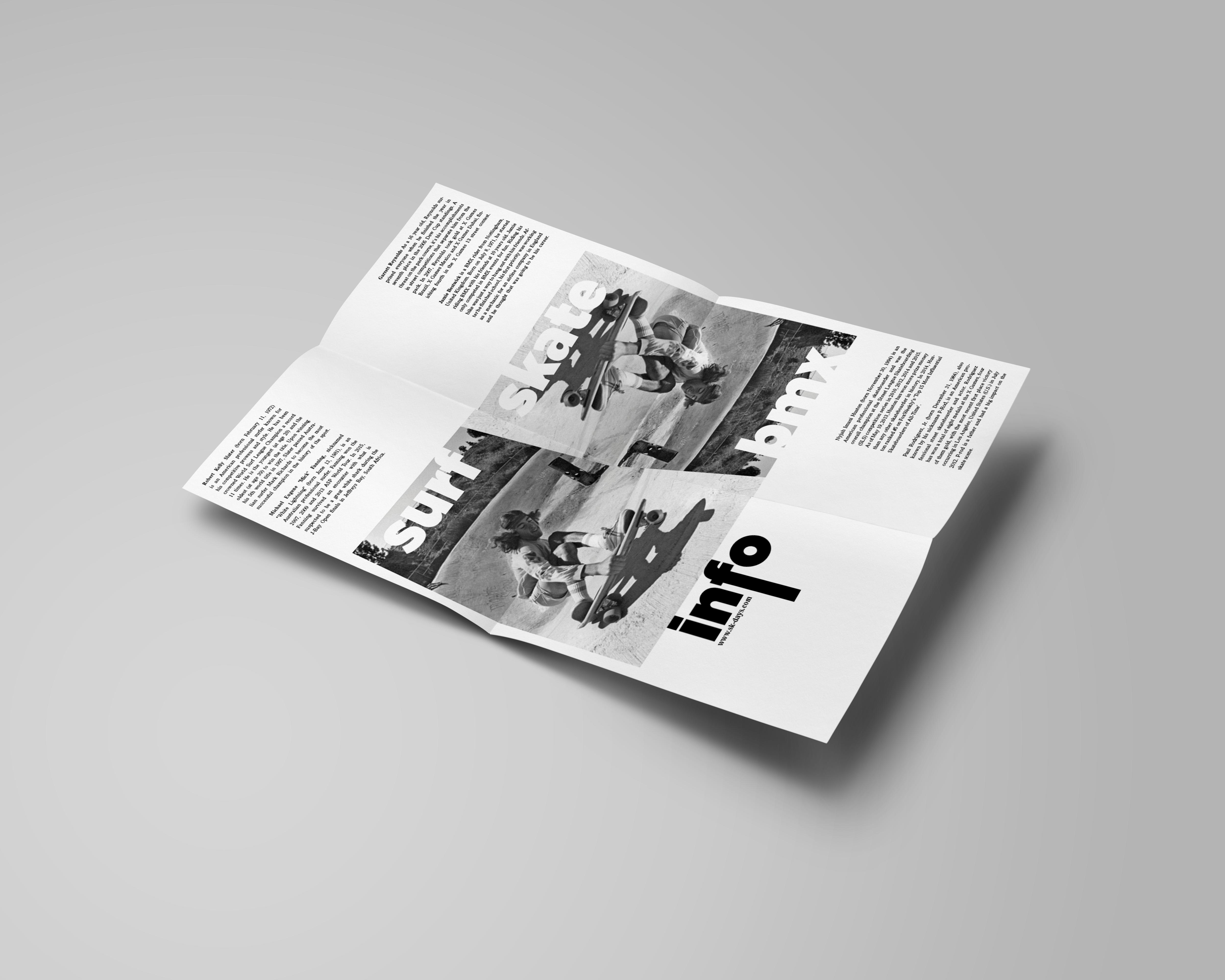 Editorial Design - Festival Flyer by AndreiaFaria 684608