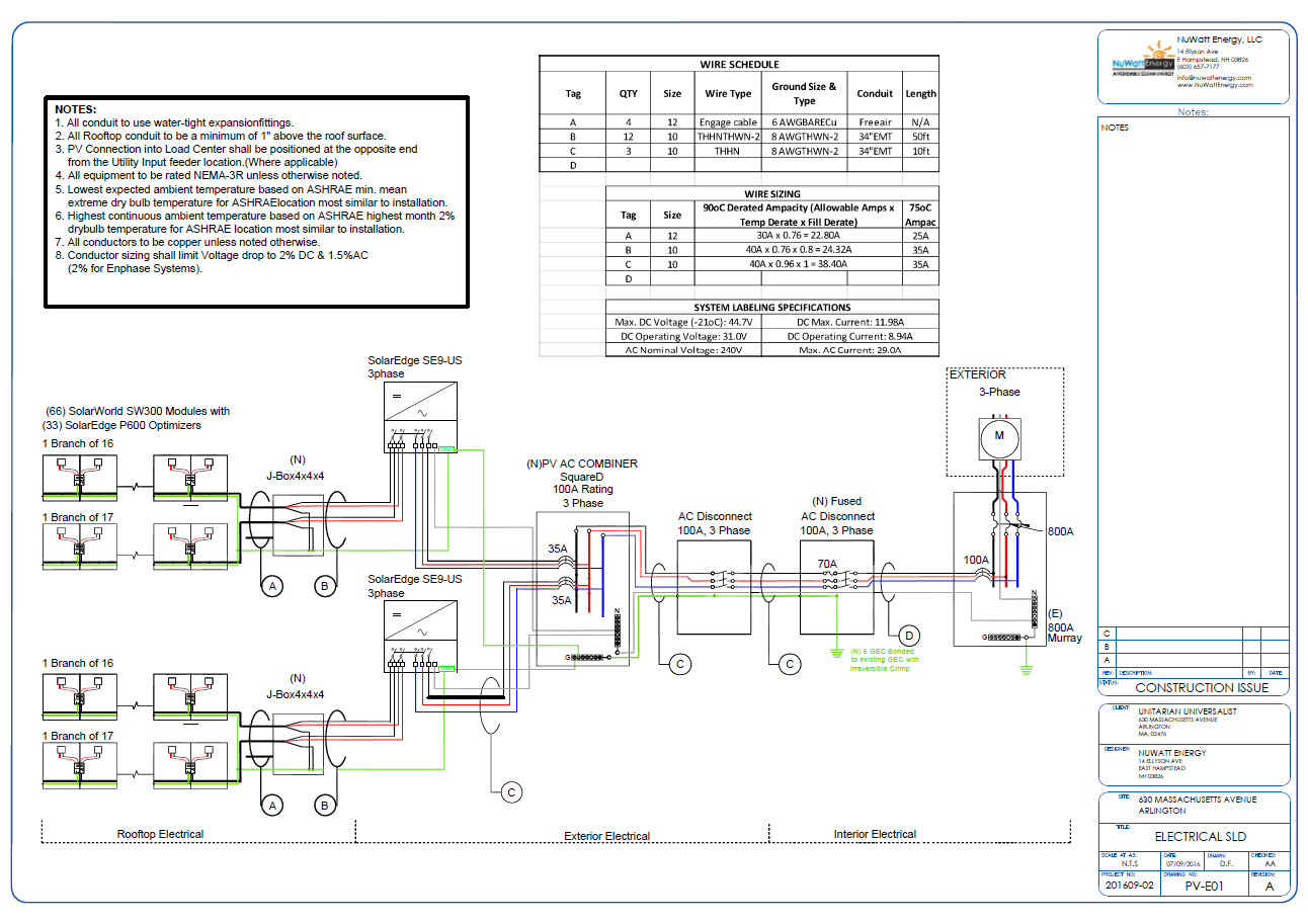 Solar One Line Diagram - Largest Wiring Diagrams •