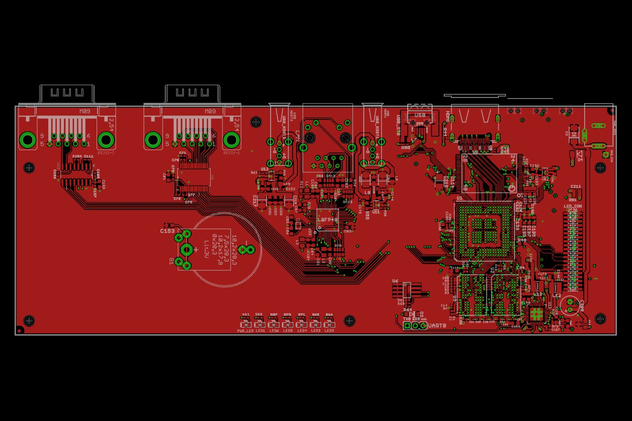 Custom Allwinner A20 Board by Integra Sources 402806 - Freelancer on