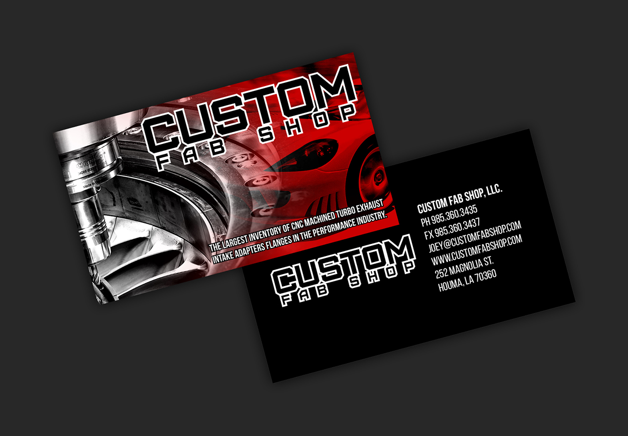 Automotive logo business card by vooredesign freelancer on guru automotive logo business card reheart Images