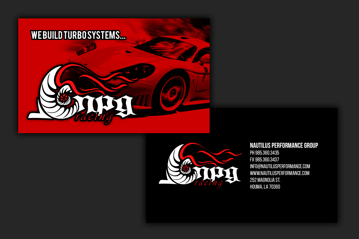 Automotive logo business card by vooredesign freelancer on guru related services reheart Image collections