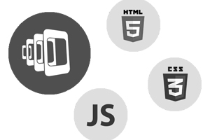 Portfolio for HTML5 HYBRID APP (PHONE GAP)