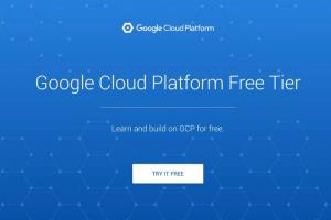 Portfolio for Google Cloud Platform
