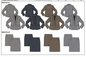 Portfolio for CAD-Flat Sketch