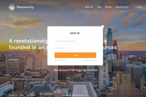 Unique Website Creation - UI
