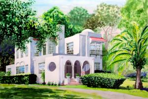 Portfolio for Home Portrait, Architectural