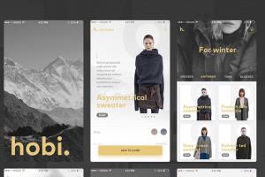 Portfolio for Custom Mobile apps