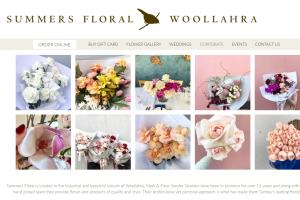 Summers floral with Stripe Payment