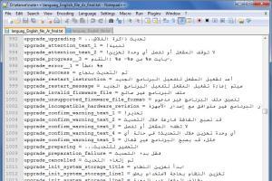 Portfolio for Arabic Translation