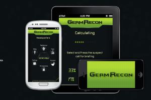 Germ Recon (iOS and Android)